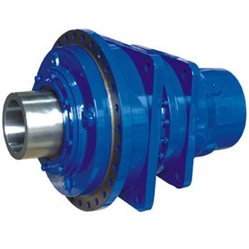 P2L行星齿轮工业齿轮箱