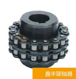 GL滚子链联轴器(GB/T6069-2002)