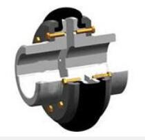 LLA型轮胎式联轴器(JB/T10541-2005)