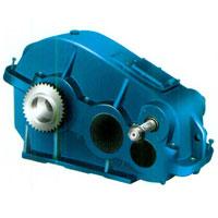 ZQ型大传动比(ZQD)圆柱齿轮减速机