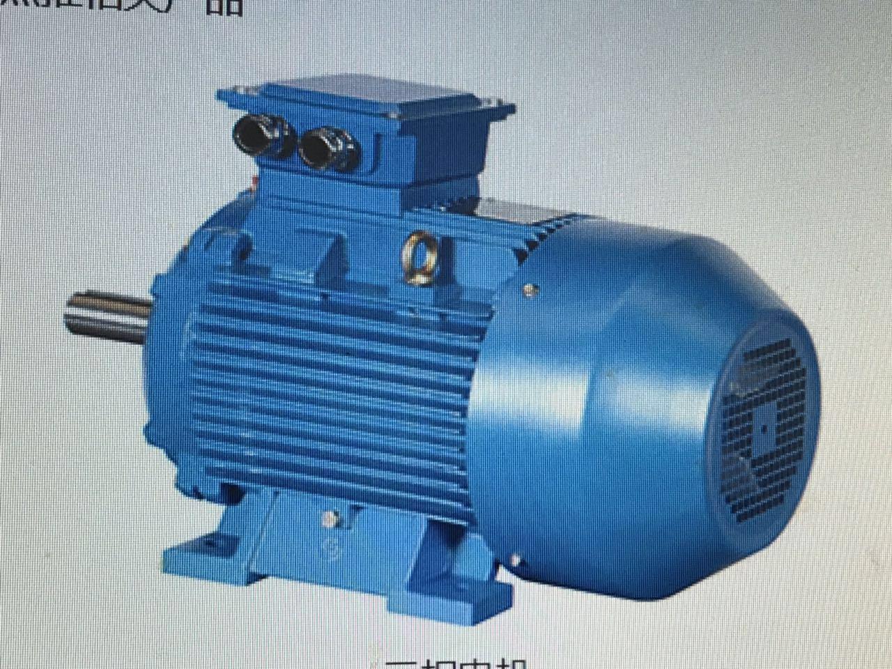 YEJ电磁制动三相异步电动机