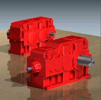 B3型大功率工业齿轮箱