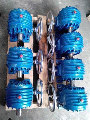 CW型圆弧圆柱蜗轮蜗杆减速机